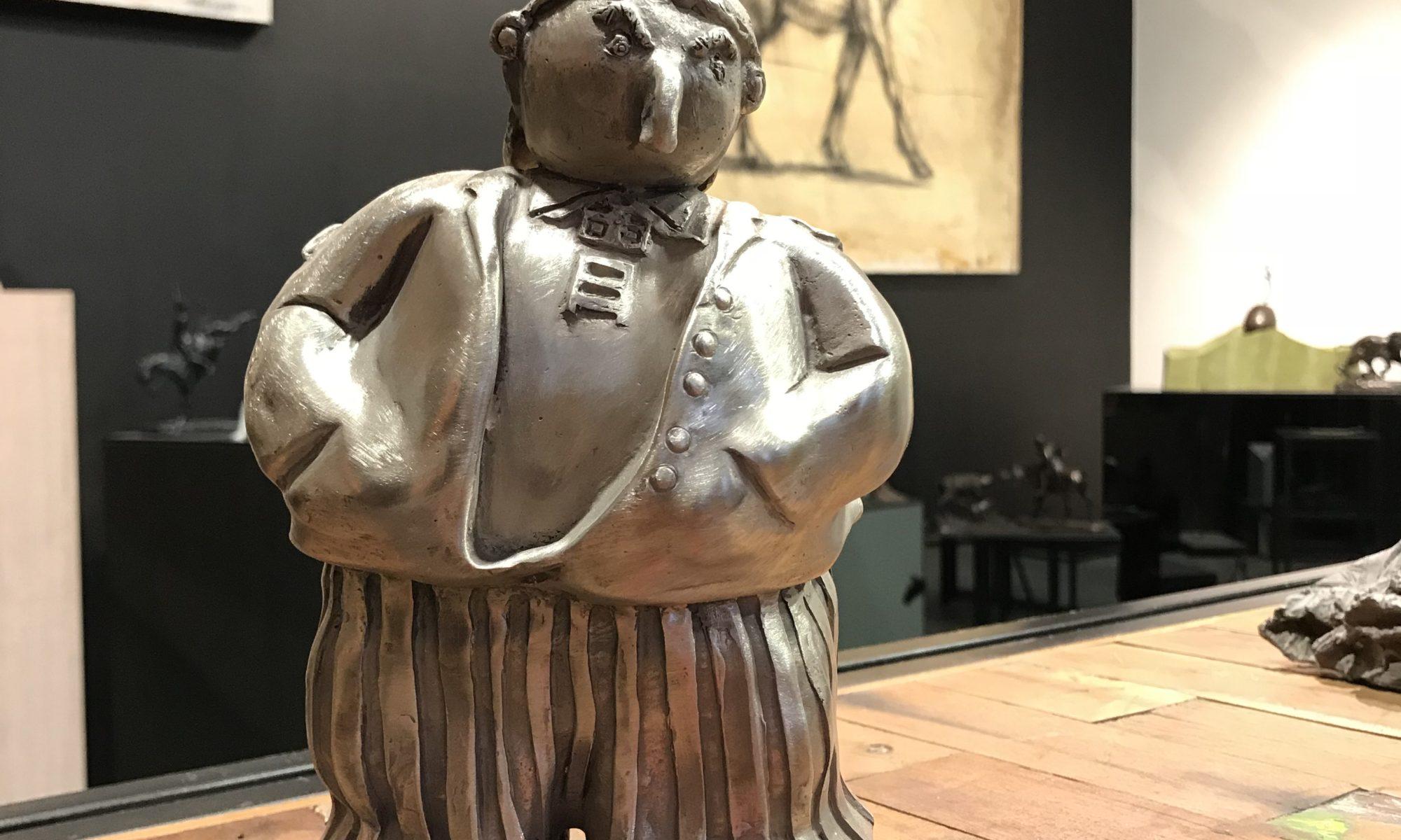 Nouveau Bronze Big Leon, très beau New bronze Leon, very beautiful