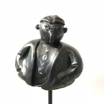 Buste de léon